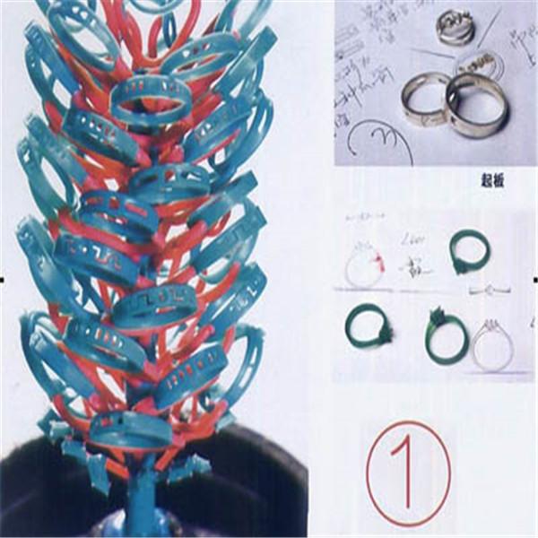 蜡制模型树
