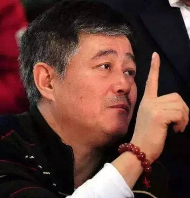 赵本山戴南红