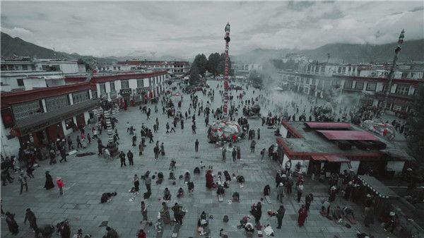 《南红之谜》在拉萨拍摄
