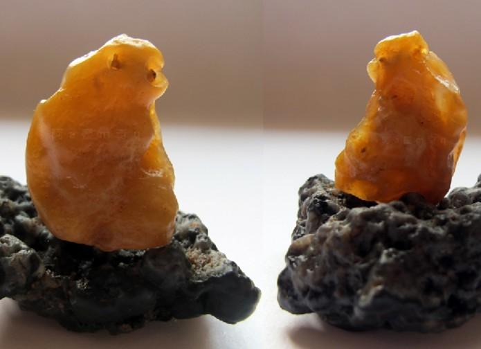 金丝猴戈壁玛瑙奇石