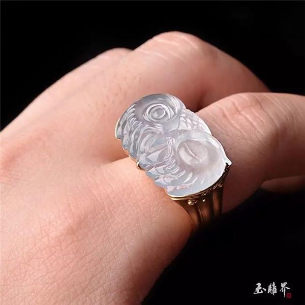 猫头鹰戒指·施宗颖