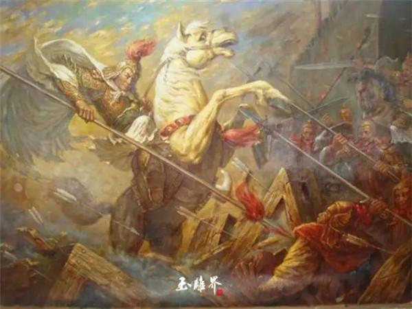 张玉洪早期油画作品欣赏