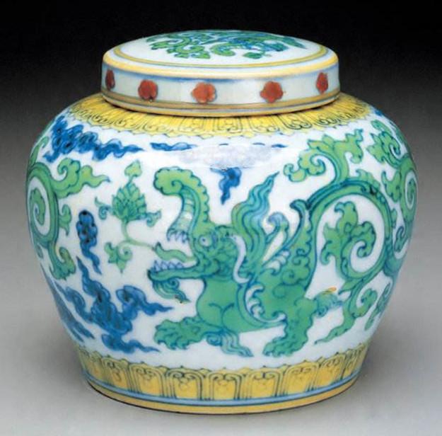 景德镇成化瓷器