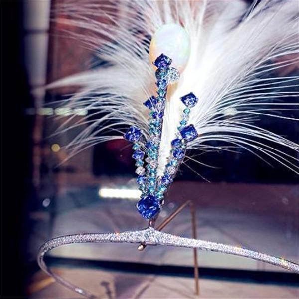 羽毛元素珠宝欣赏图