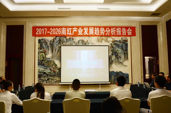南红行业发展趋势分析报告会