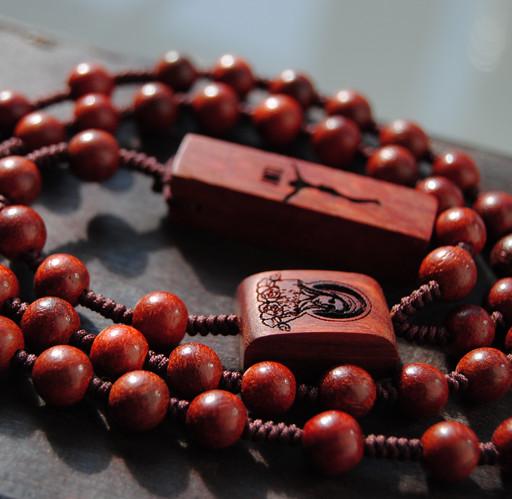 天主教玫瑰经念珠