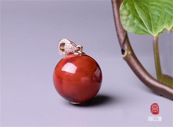 柿子红珠子