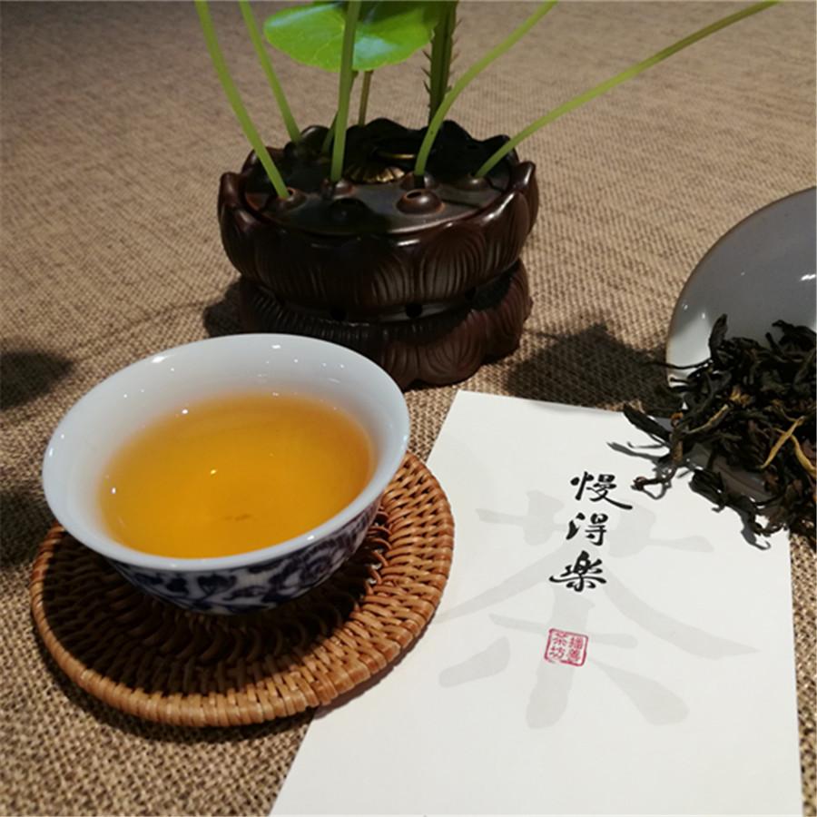 慢得乐•晒红茶
