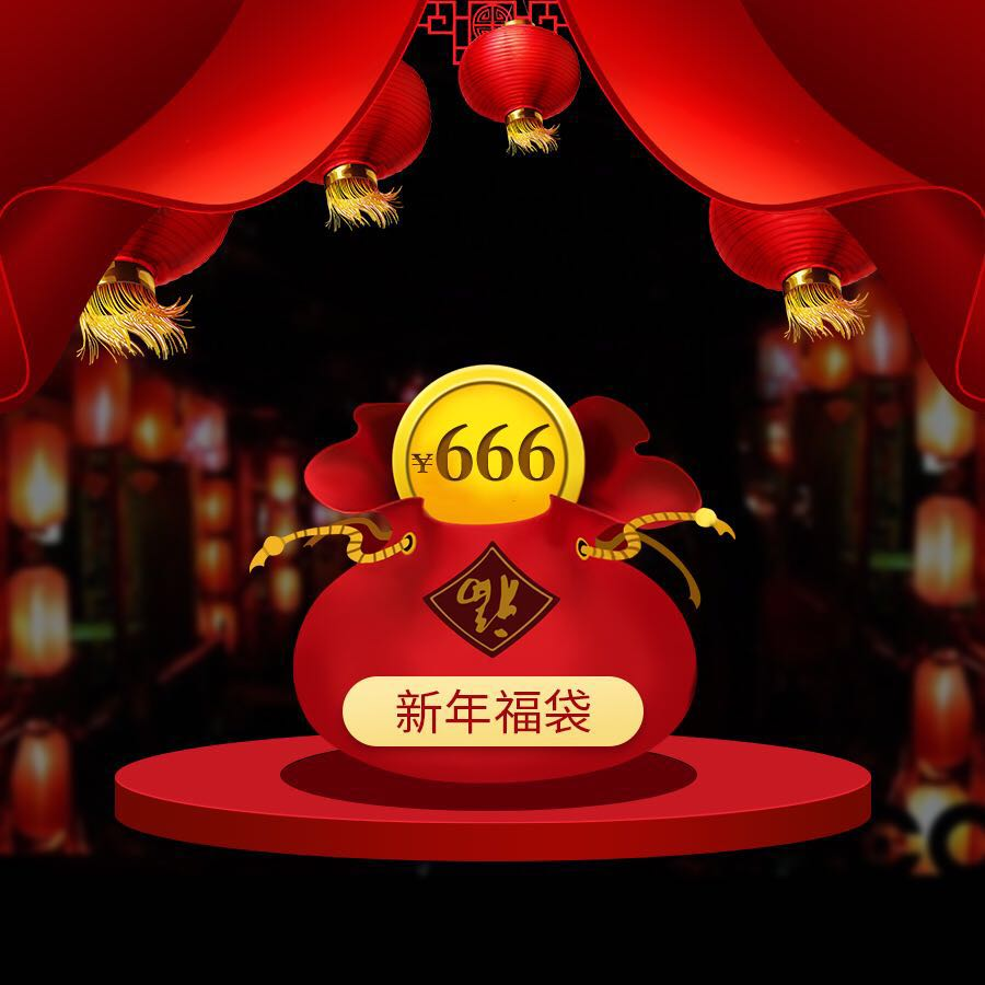 666新年福袋